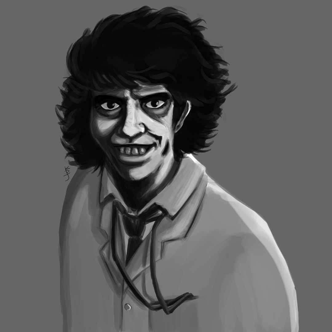 Morgus the Magnificent: Artwork by KDJouineau